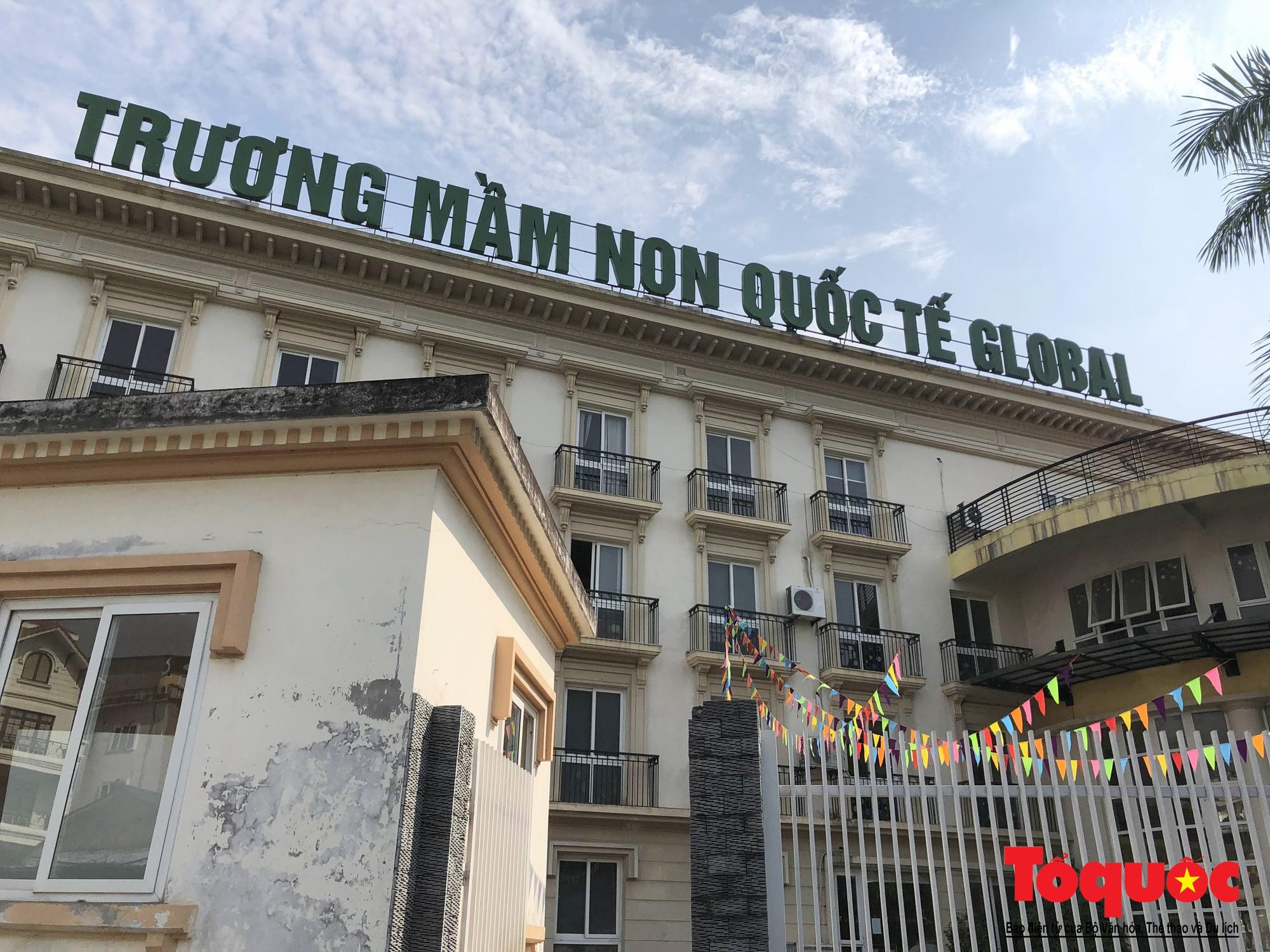 Loạn danh xưng trường quốc tế trên địa bàn quận Cầu Giấy (3)