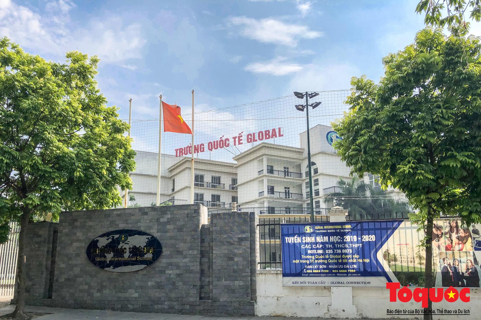 Loạn danh xưng trường quốc tế trên địa bàn quận Cầu Giấy (7)