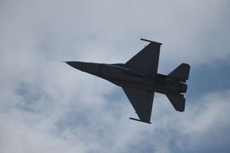 F-16 Getty
