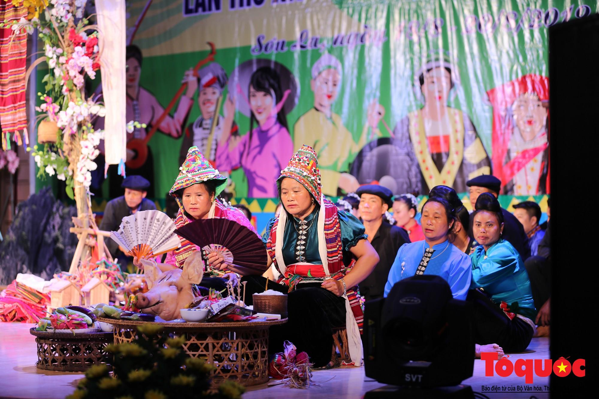 Ấn tượng Liên hoan Nghệ thuật quần chúng các dân tộc Tây Bắc (5)
