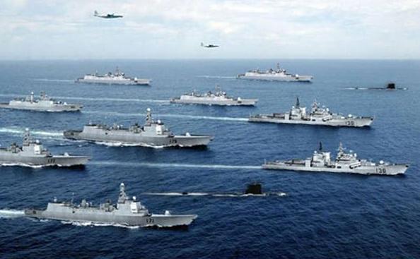 Hải quân TQ-BĐ