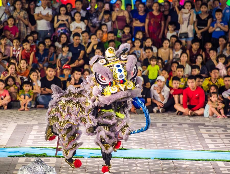 lễ hội lân sư rồng quốc tế ĐN 2019 (11)