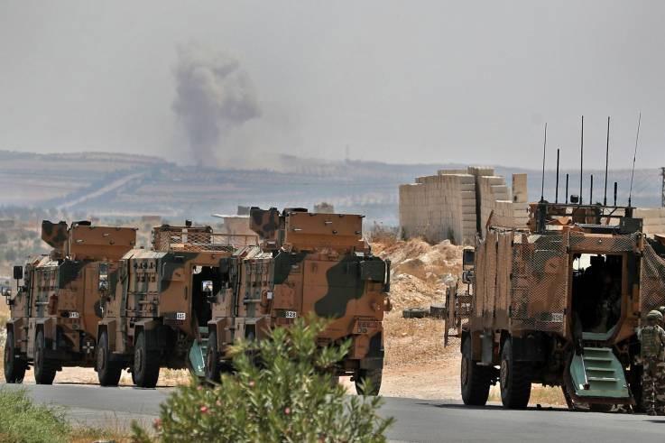 turkey-military-syria-idlib-strike