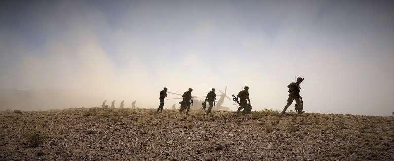 Quan doi My tai Afghanistan