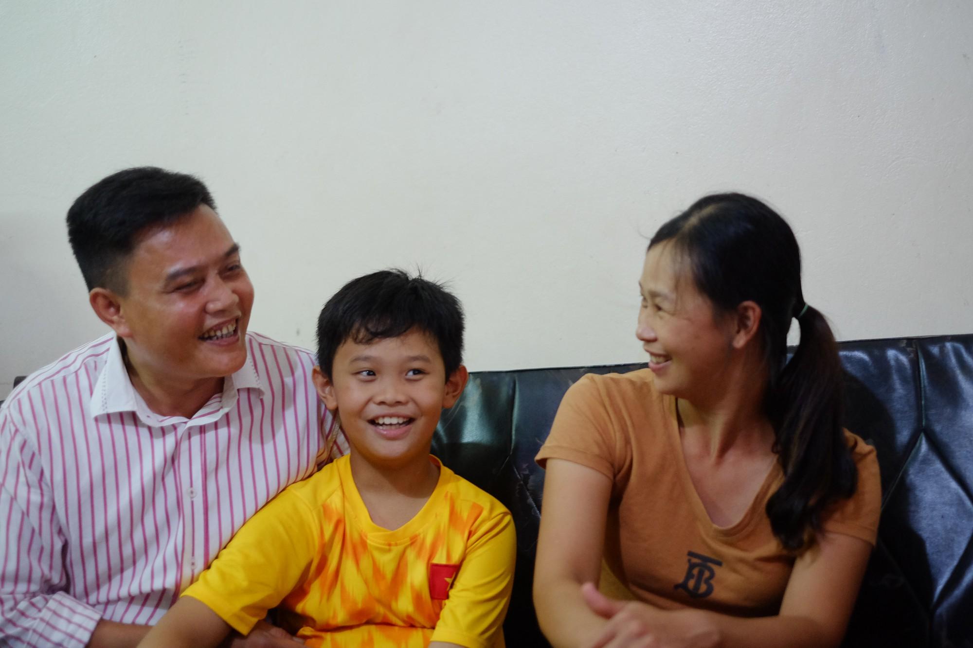 Gia đình anh Tấn