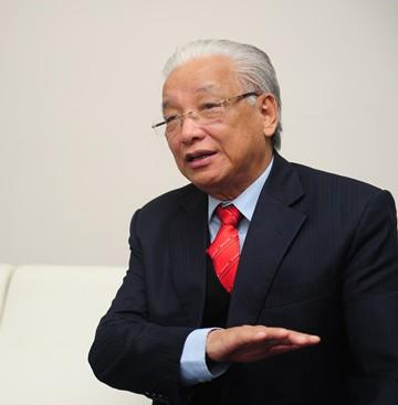 Ông Cao Sĩ Kiêm - Nguyên Thống đốc Ngân hàng Nhà nước (Ảnh Internet)