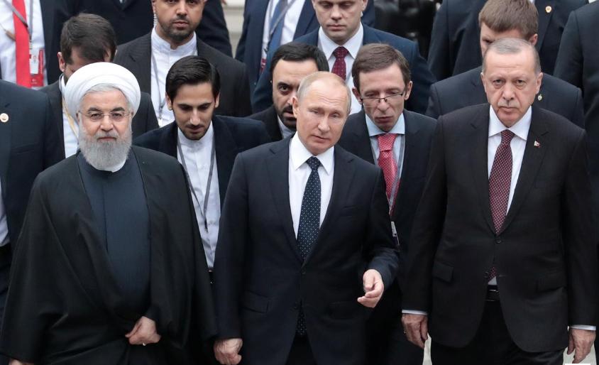 Nga Tho Iran Reuters