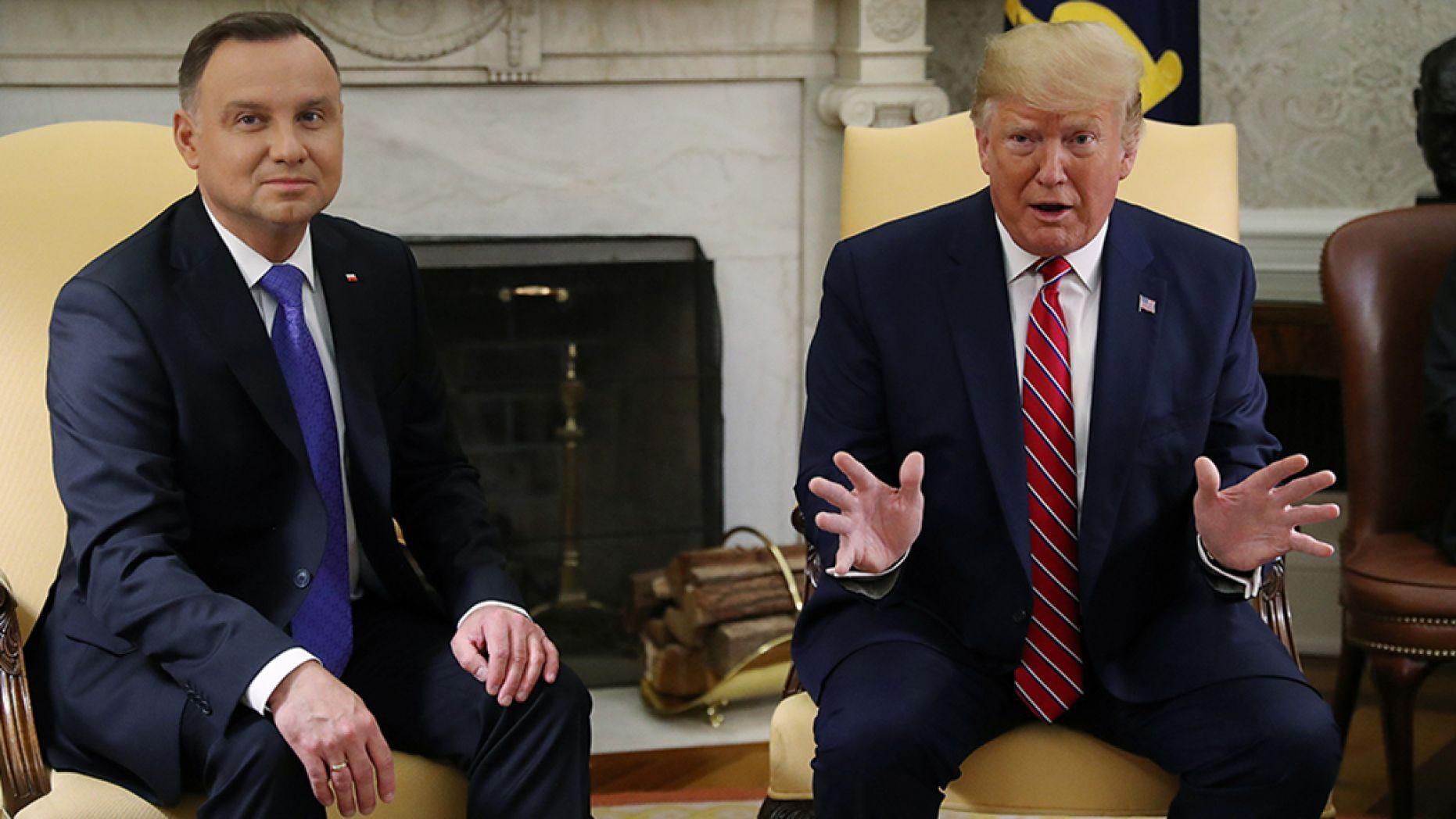 President-Duda-donald-Trump-Reuters