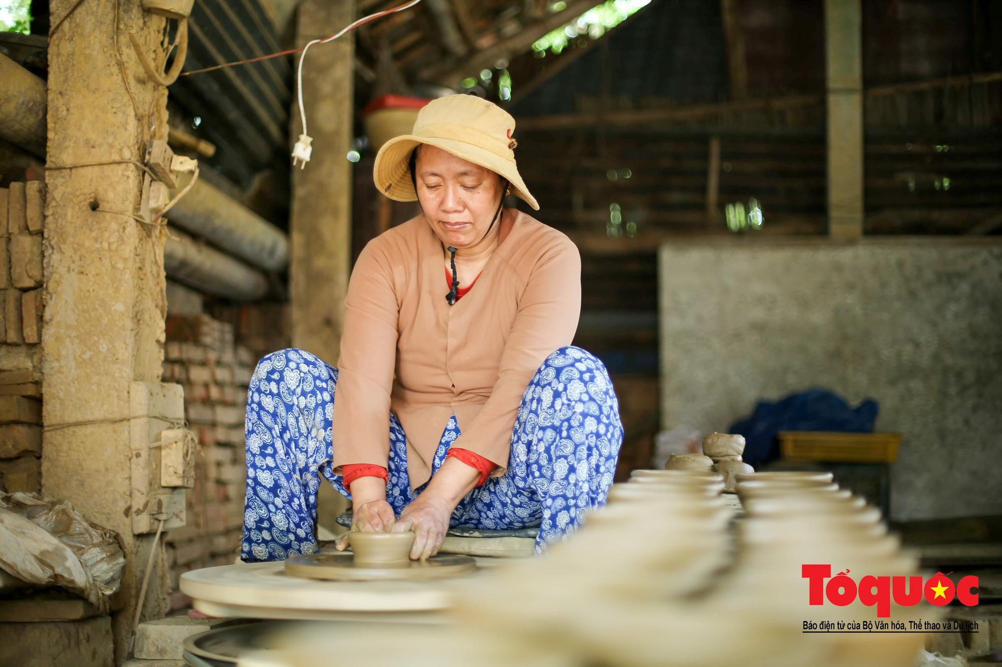 Vẻ đẹp trầm mặc của làng gốm gần nghìn năm tuổi bên dòng sông Thu Bồn10