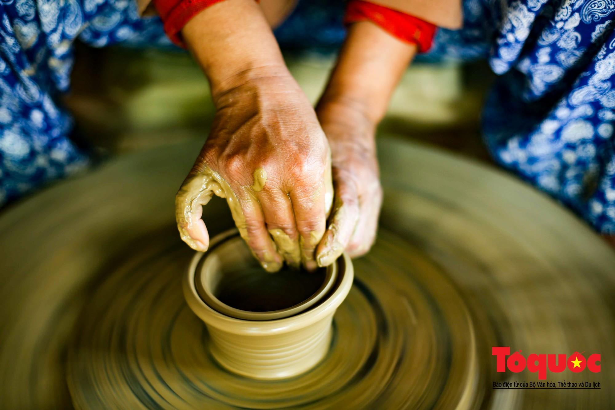 Vẻ đẹp trầm mặc của làng gốm gần nghìn năm tuổi bên dòng sông Thu Bồn11