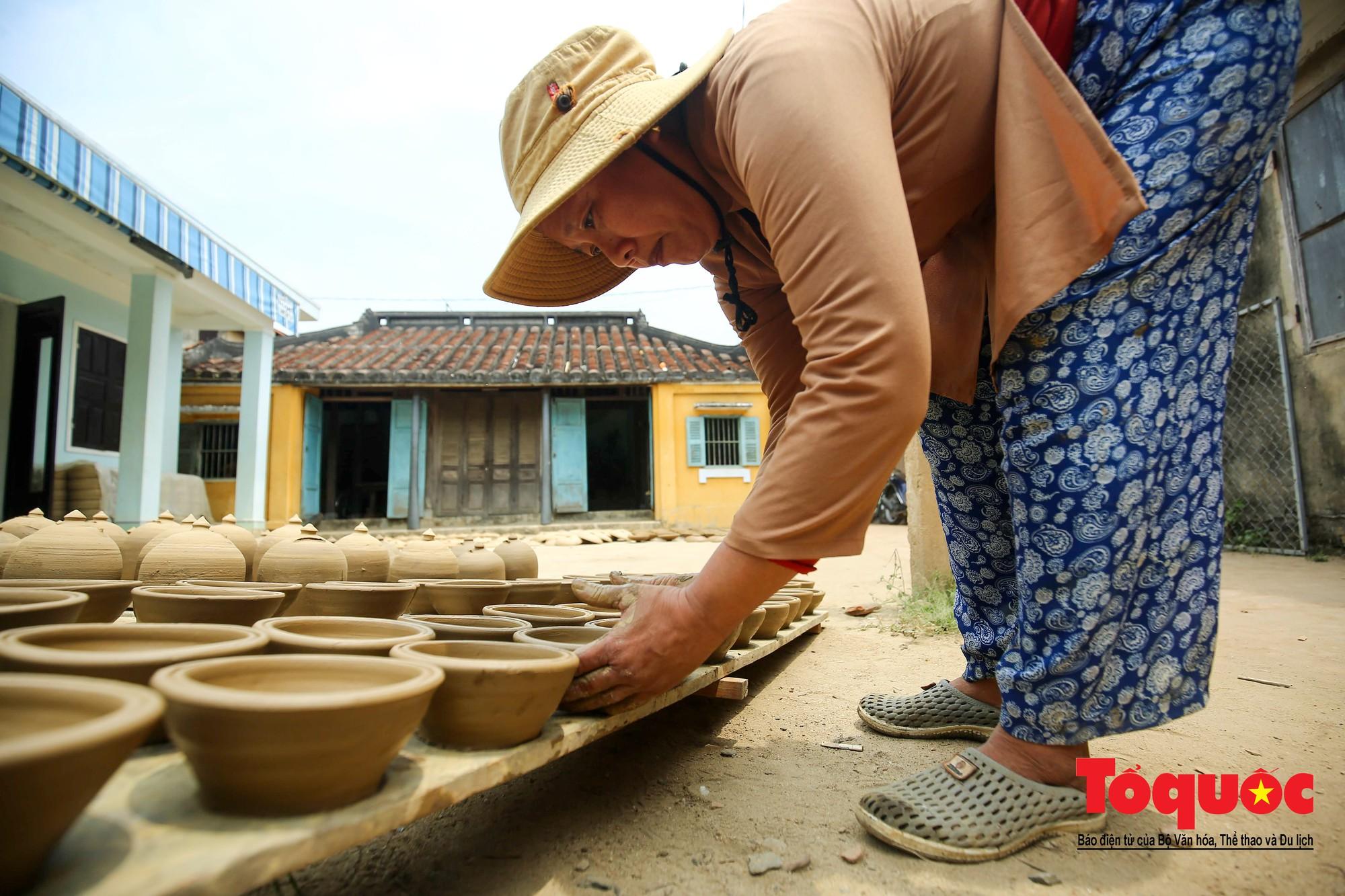 Vẻ đẹp trầm mặc của làng gốm gần nghìn năm tuổi bên dòng sông Thu Bồn16