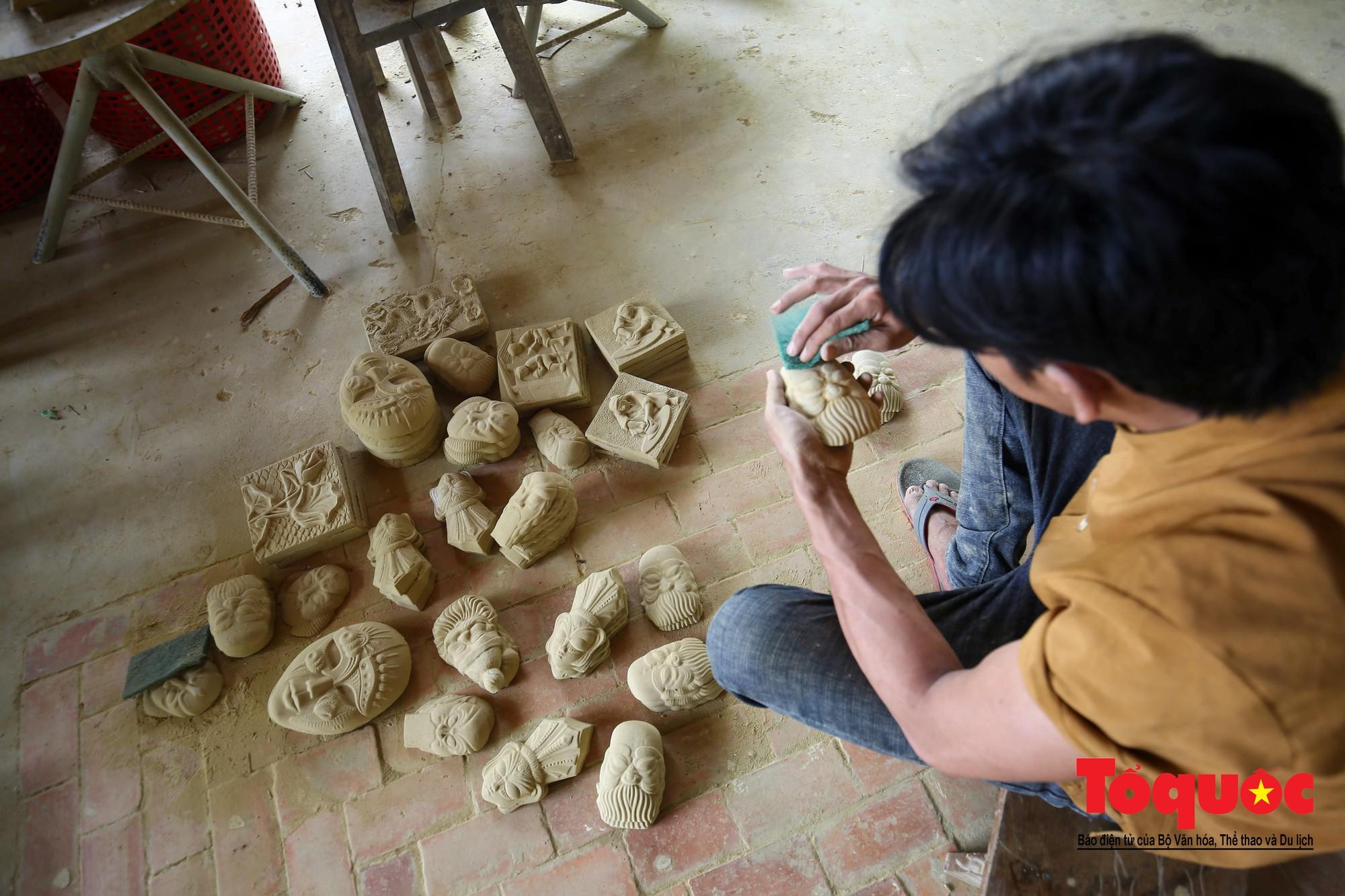 Vẻ đẹp trầm mặc của làng gốm gần nghìn năm tuổi bên dòng sông Thu Bồn23