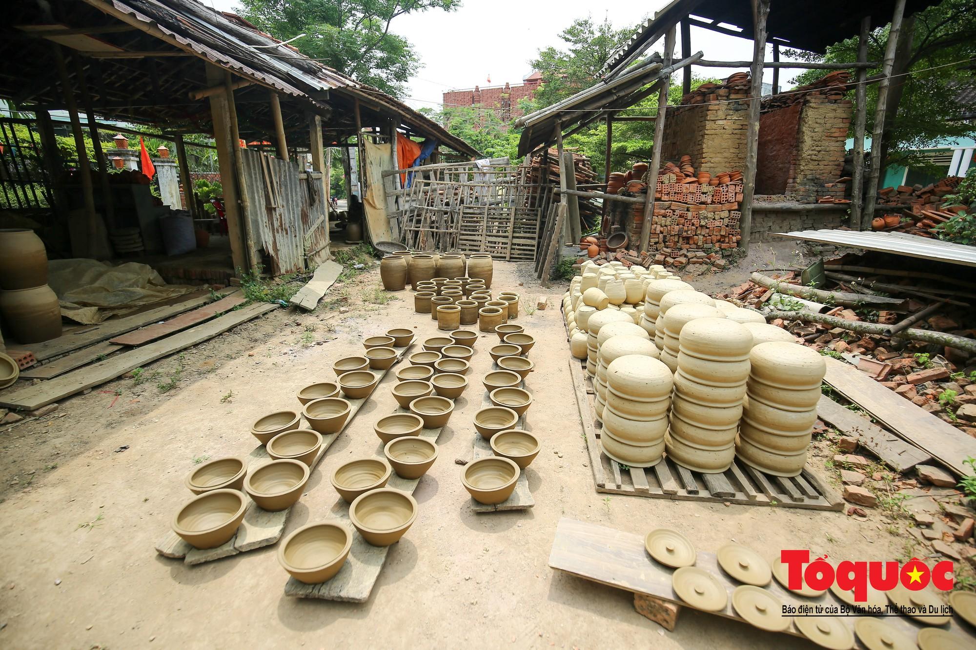 Vẻ đẹp trầm mặc của làng gốm gần nghìn năm tuổi bên dòng sông Thu Bồn5
