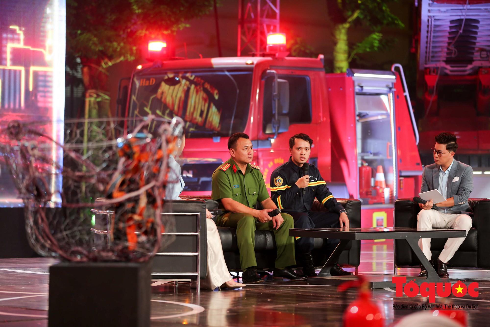 Chúng tôi là lính cứu hoả 9