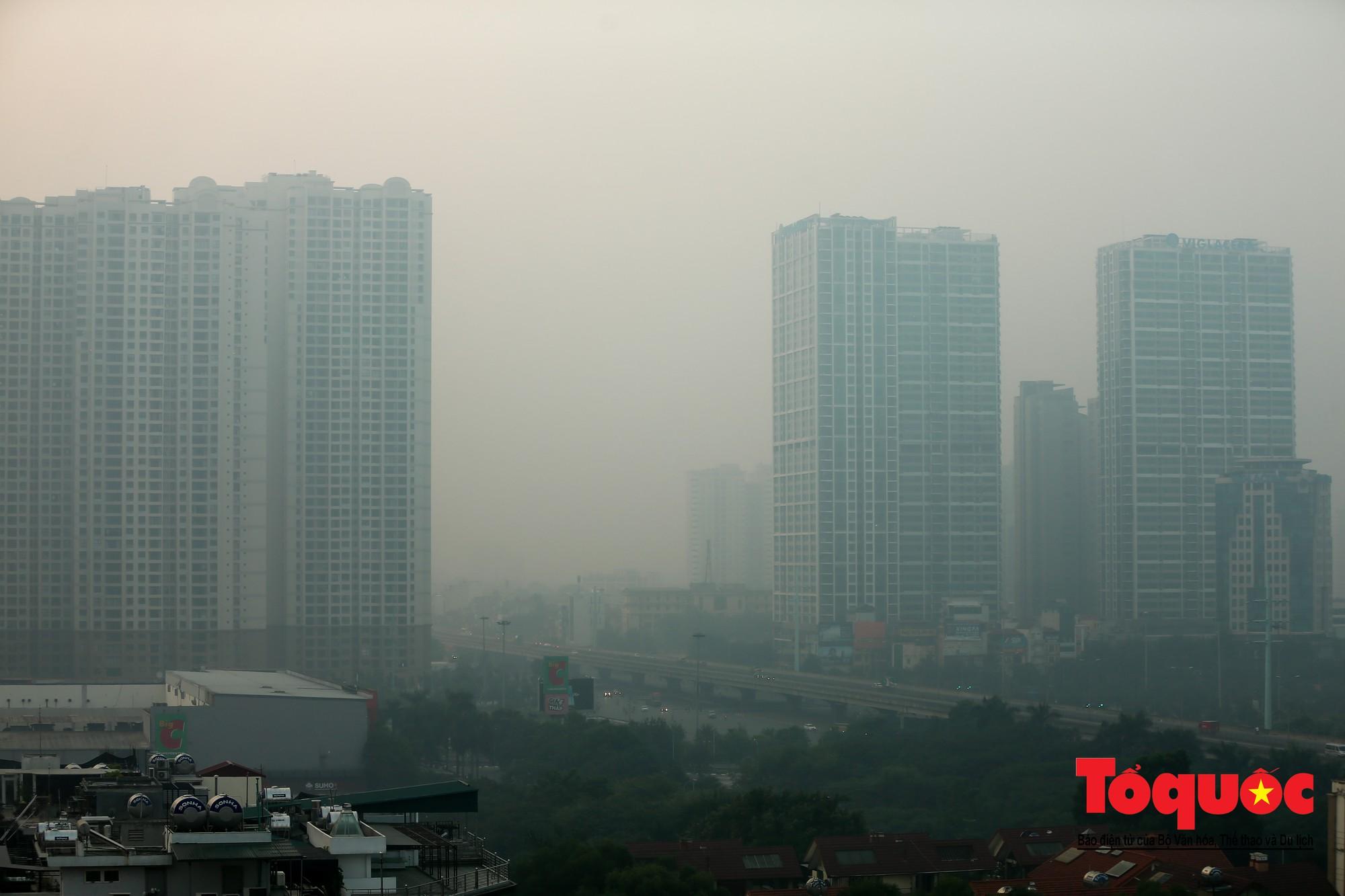 không khí Hà Nội ô nhiễm nhất thế giới14