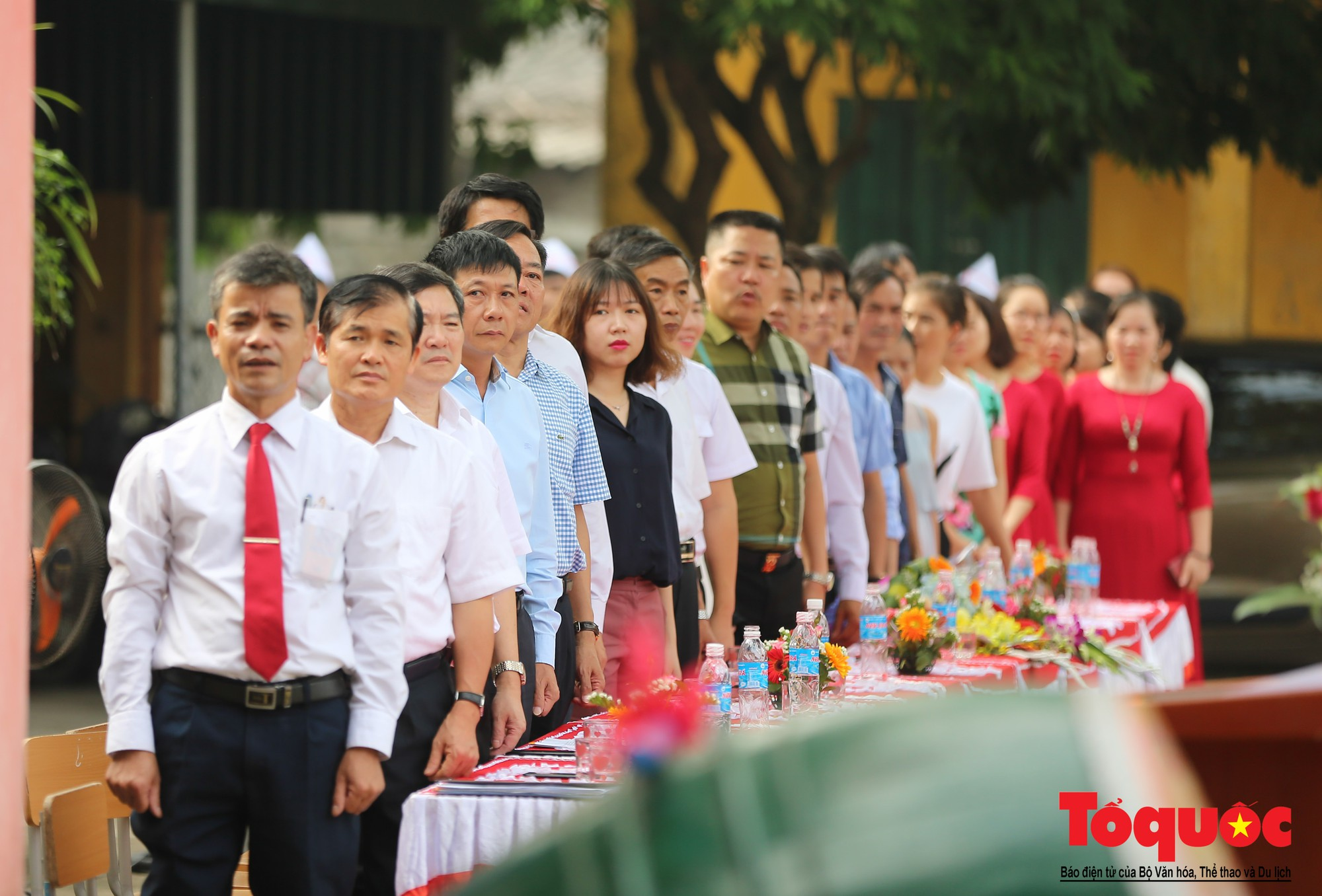 PTI trao tặng học bổng cho học sinh nghèo tại Hưng Yên (5)