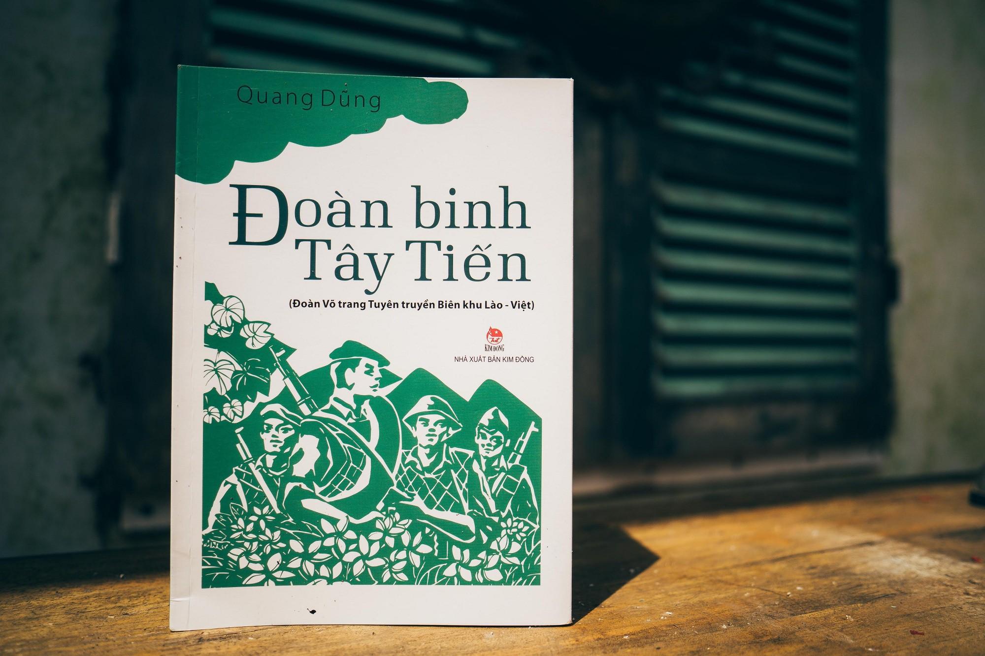 Doan binh Tay Tien (1)