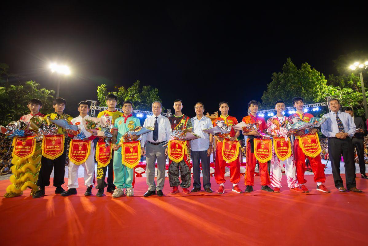 huetourism_Ngay hoi Lan Hue 2019 Mai hoa thung 3