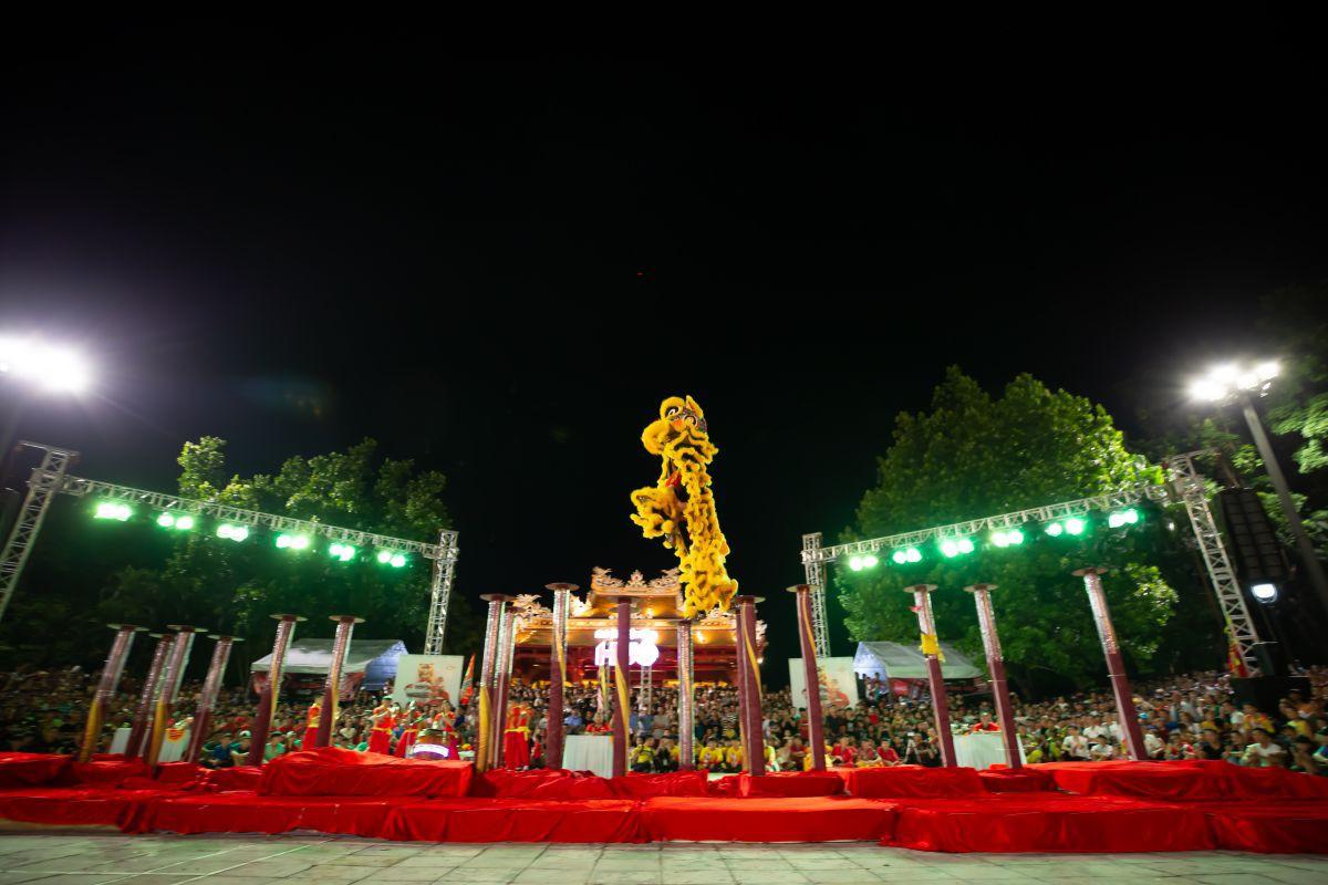 huetourism_Ngay hoi Lan Hue 2019 Mai hoa thung 6