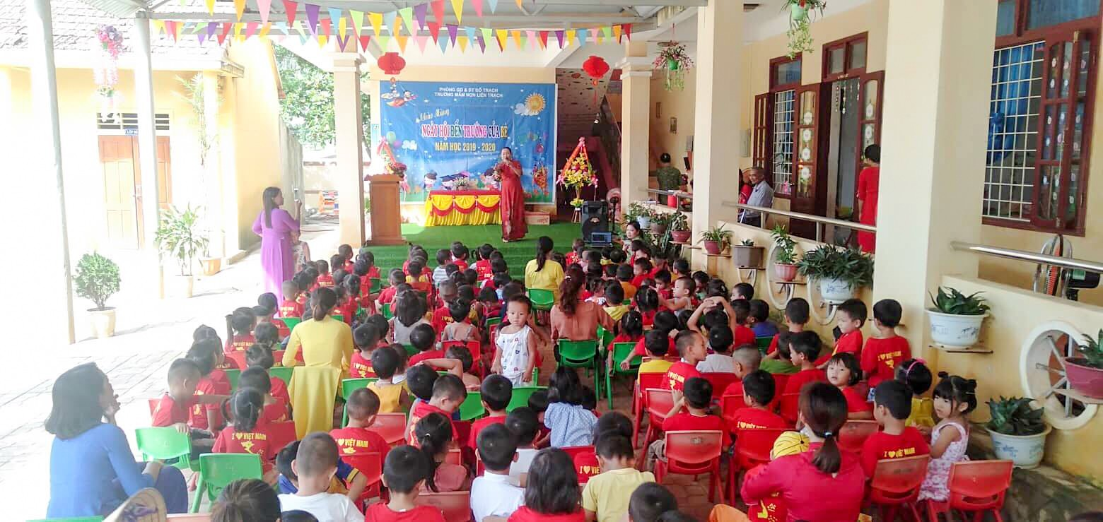 Khai giảng Quảng Bình (4)