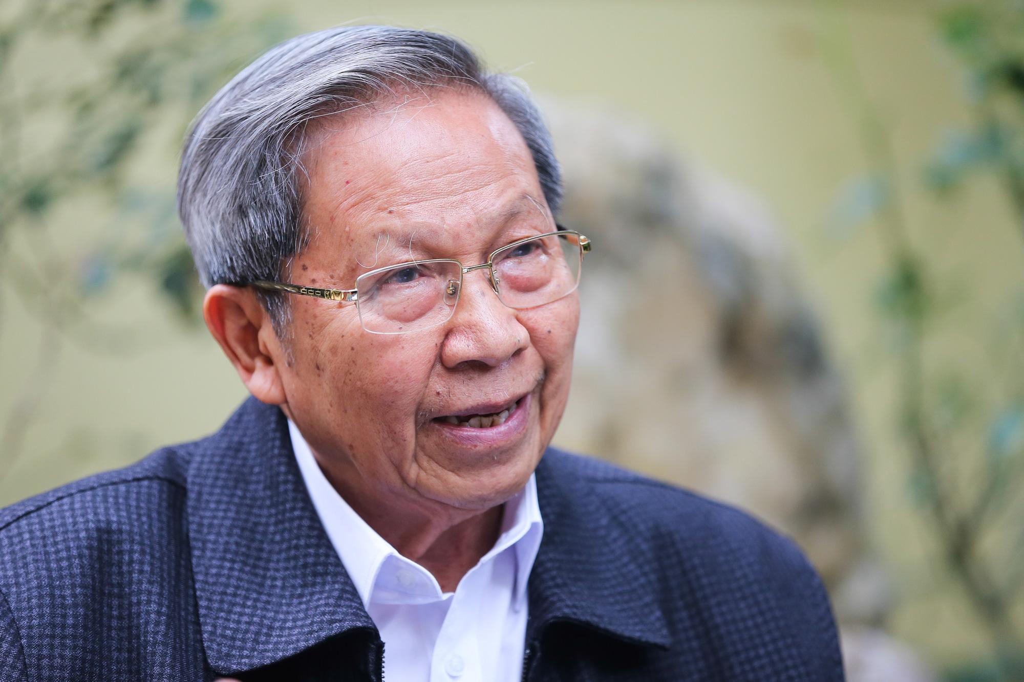 """Thiếu tướng Lê Văn Cương: """"Tổng Bí thư, Chủ tịch nước Nguyễn Phú Trọng là người góp phần tạo nên lịch sử của Đảng ta""""  - Ảnh 1."""