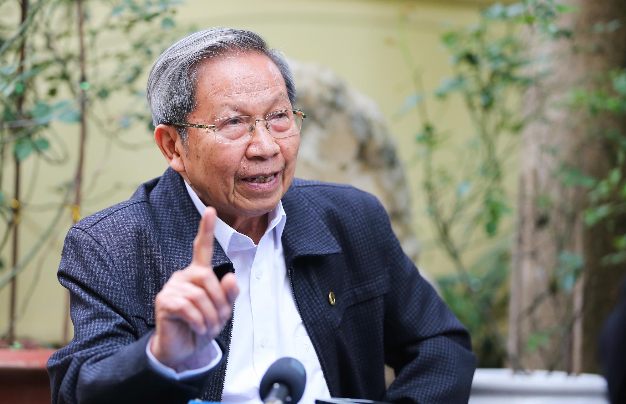 """Thiếu tướng Lê Văn Cương: """"Tổng Bí thư, Chủ tịch nước Nguyễn Phú Trọng là người góp phần tạo nên lịch sử của Đảng ta""""  - Ảnh 2."""