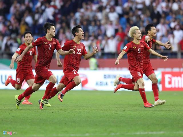 Lịch sử đối đầu bóng đá Việt Nam - bóng đá Jordan: Đối thủ khó đánh bại. - Ảnh 1.