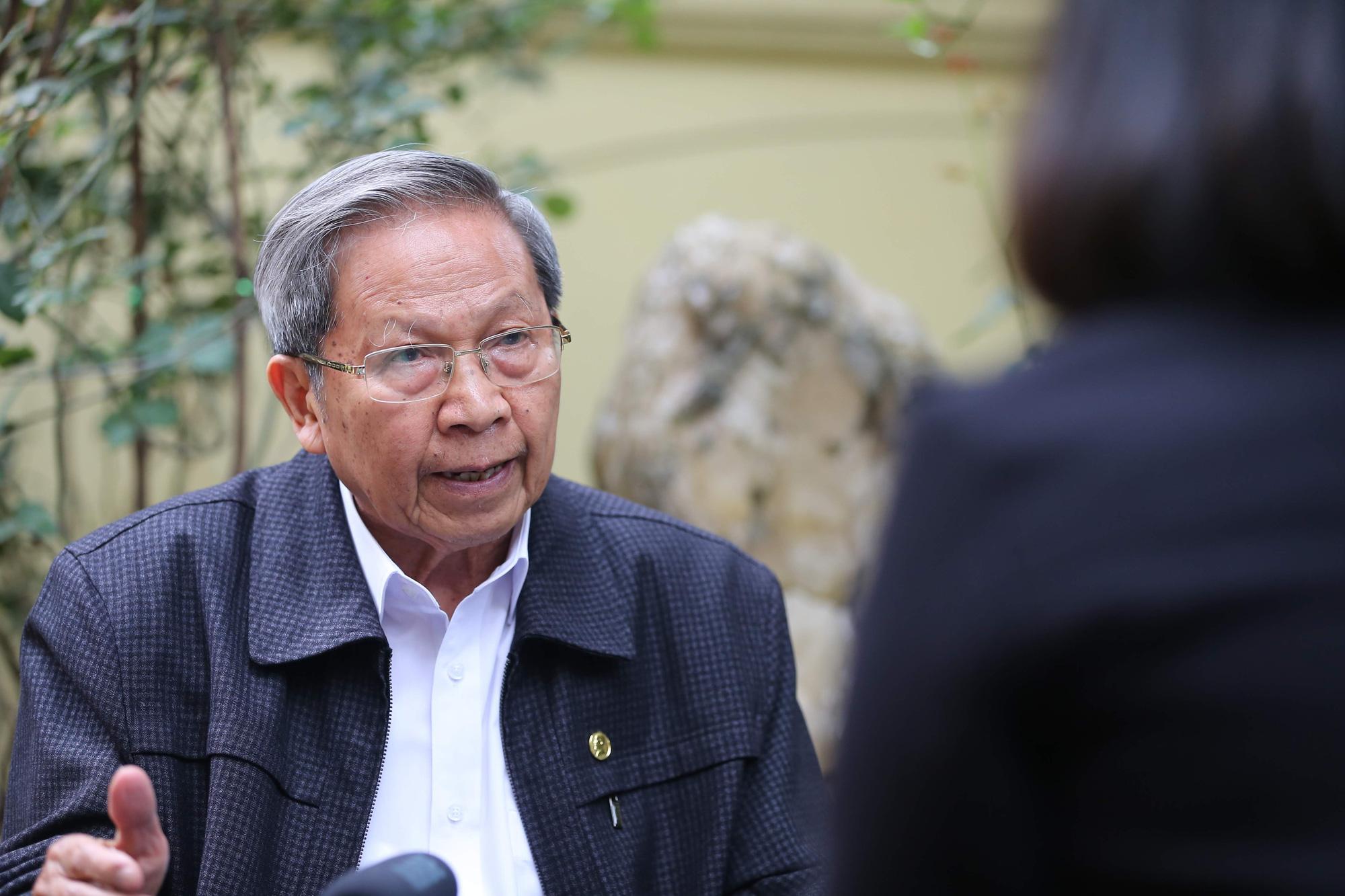 """Thiếu tướng Lê Văn Cương: """"Tổng Bí thư, Chủ tịch nước Nguyễn Phú Trọng là người góp phần tạo nên lịch sử của Đảng ta""""  - Ảnh 4."""