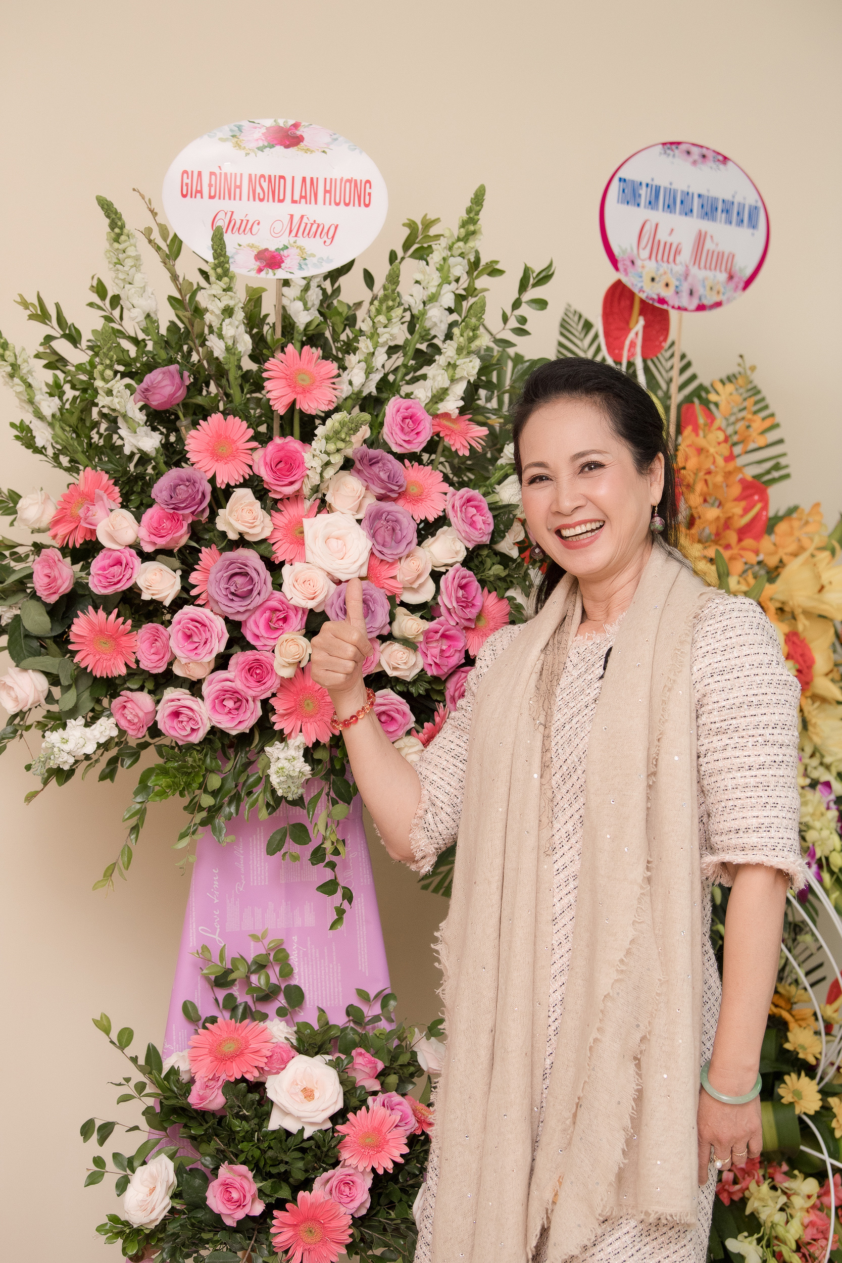Dàn sao Việt chúc Tết 2020 độc giả báo điện tử Tổ Quốc  - Ảnh 3.