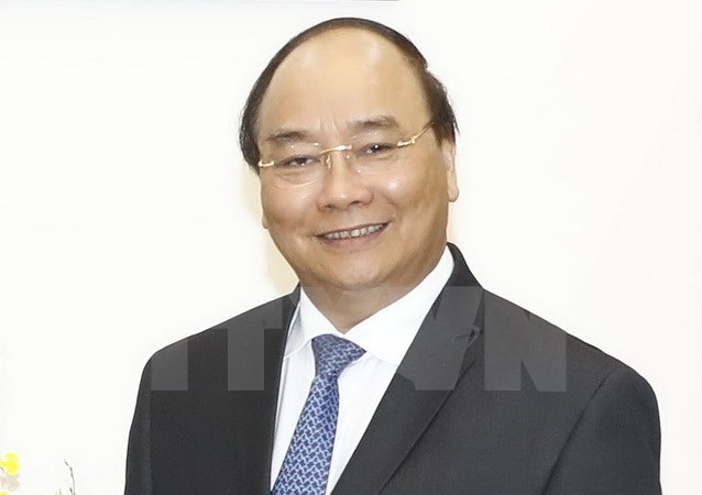 Thủ tướng Nguyễn Xuân Phúc gửi điện mừng tân Thủ tướng Nga - Ảnh 1.