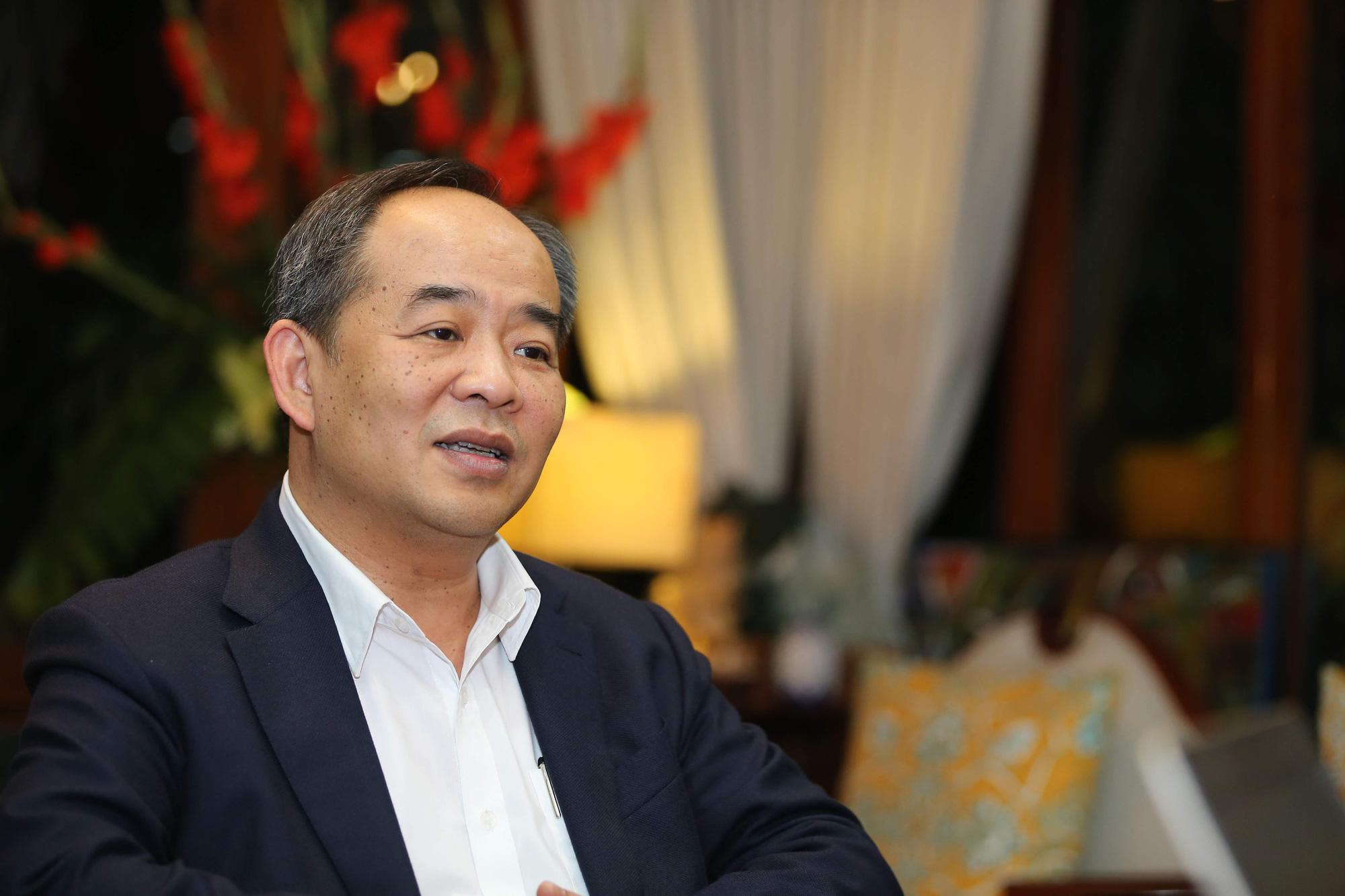 Thứ trưởng Bộ VHTTDL, Chủ tịch Liên đoàn Bóng đá Việt Nam Lê Khánh Hải: Các cầu thủ đã thể hiện được khát vọng, ý chí, tinh thần Việt Nam - Ảnh 1.