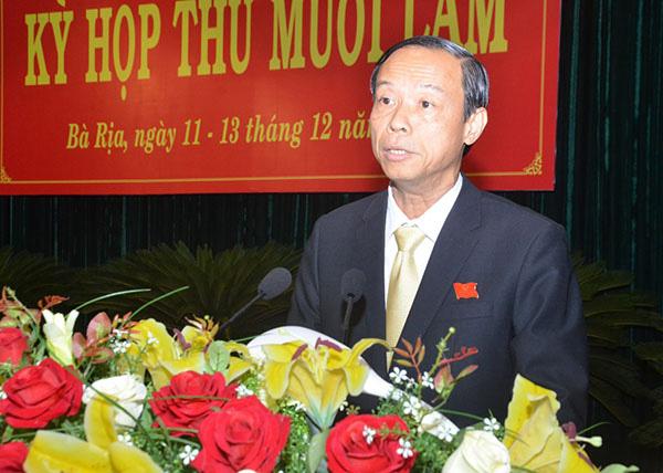 Thủ tướng Chính phủ phê chuẩn, bổ nhiệm nhân sự mới - Ảnh 1.