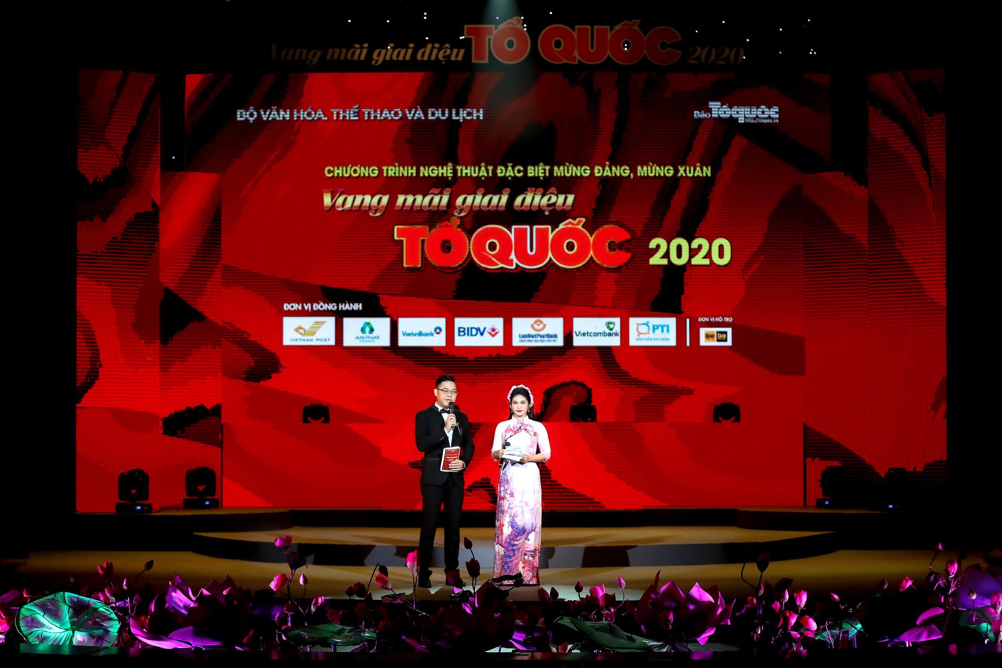 Những hình ảnh ấn tượng của Vang mãi giai điệu Tổ Quốc  2020 - Ảnh 3.
