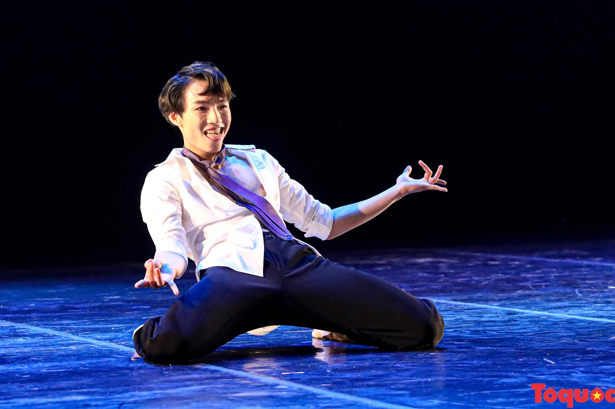 Nhiều bài thi ấn tượng trong đêm khai mạc cuộc thi Tài năng diễn viên múa 2020 khu vực phía Bắc - Ảnh 8.