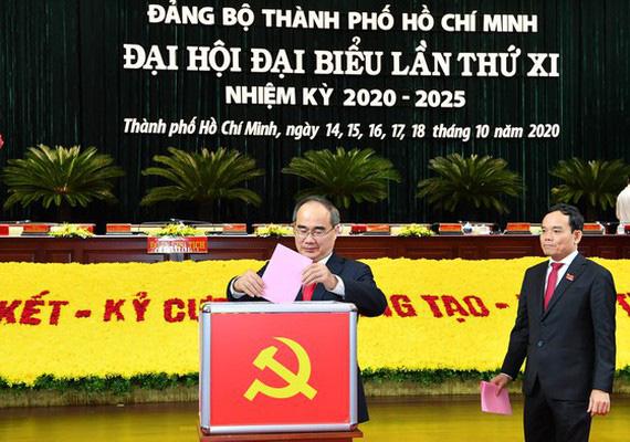 Bộ Chính trị giao ông Nguyễn Thiện Nhân tiếp tục theo dõi chỉ đạo Đảng bộ TP. HCM - Ảnh 1.