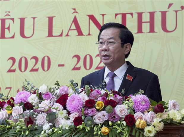 Hà Giang, Kiên Giang có tân Bí thư Tỉnh ủy - Ảnh 2.