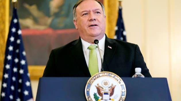 Mỹ hối thúc trừng phạt Iran sau khi lệnh cấm vận vũ khí hết hạn - Ảnh 1.