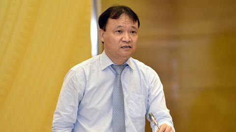 Thứ trưởng Bộ Công thương nói về việc 600 cột điện ở miền Trung bị gãy trong báo số 5 - Ảnh 1.