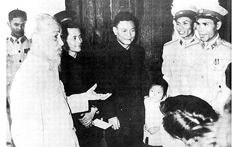 Một vài suy nghĩ về tư tưởng Công an nhân dân của Chủ tịch Hồ Chí Minh - Ảnh 1.