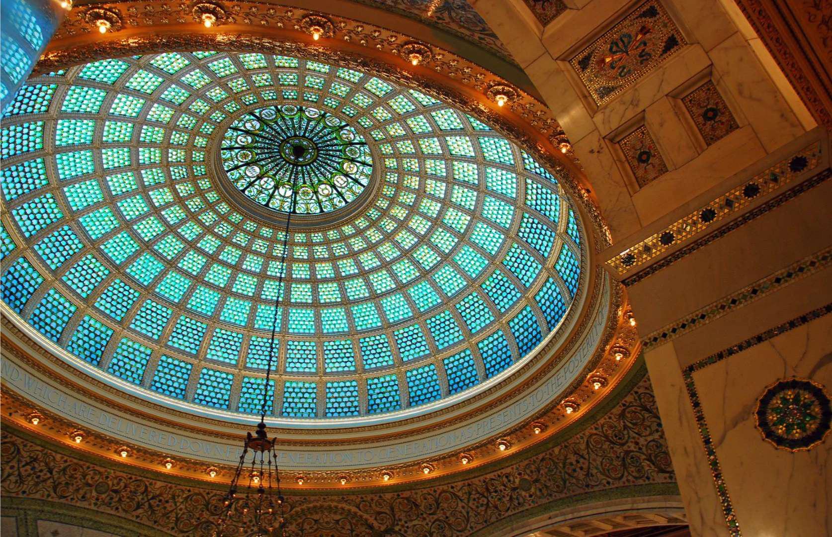 """""""Choáng ngợp"""" trước những trần nhà đẹp nhất thế giới - Ảnh 2."""