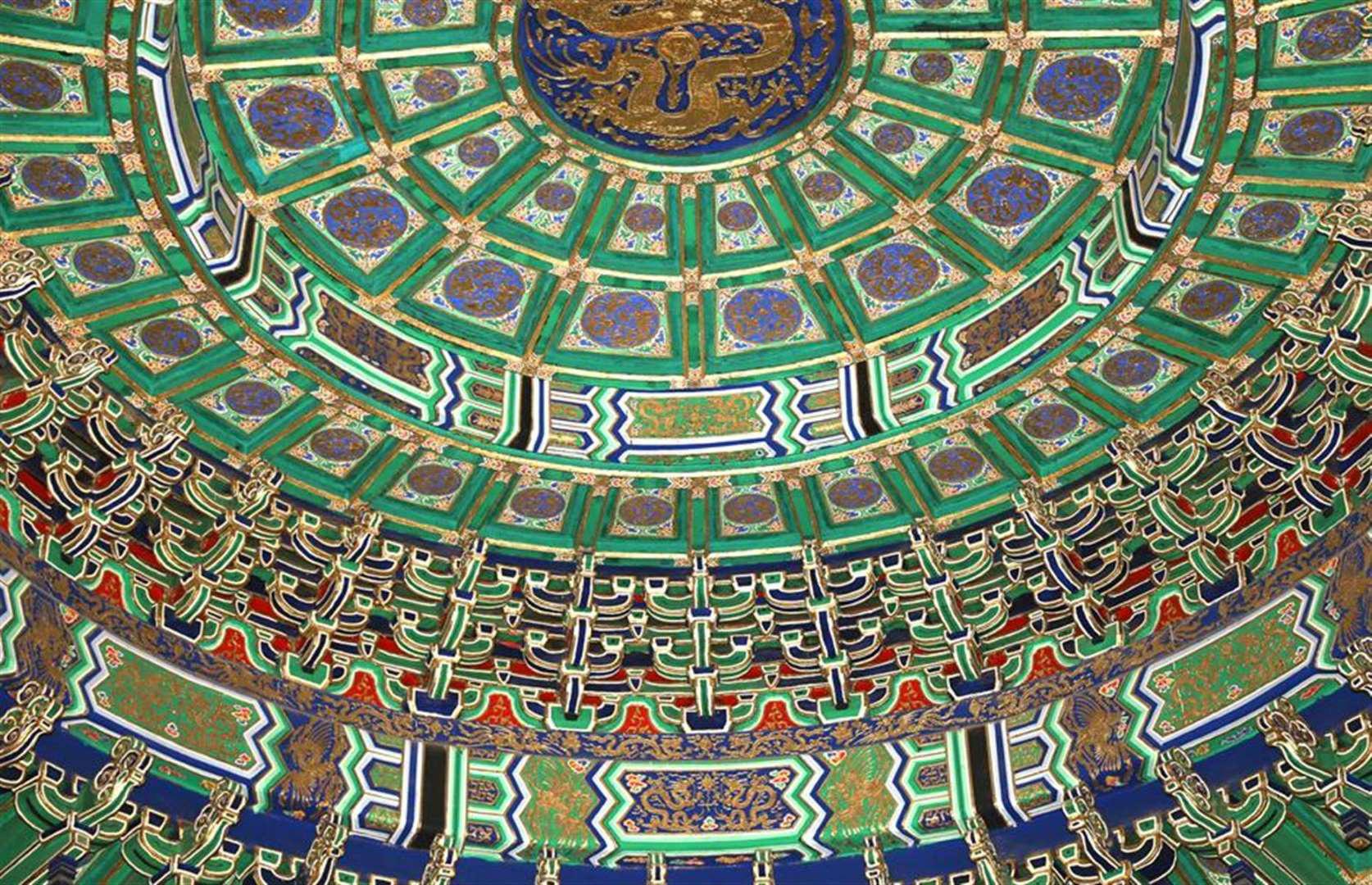 """""""Choáng ngợp"""" trước những trần nhà đẹp nhất thế giới - Ảnh 7."""