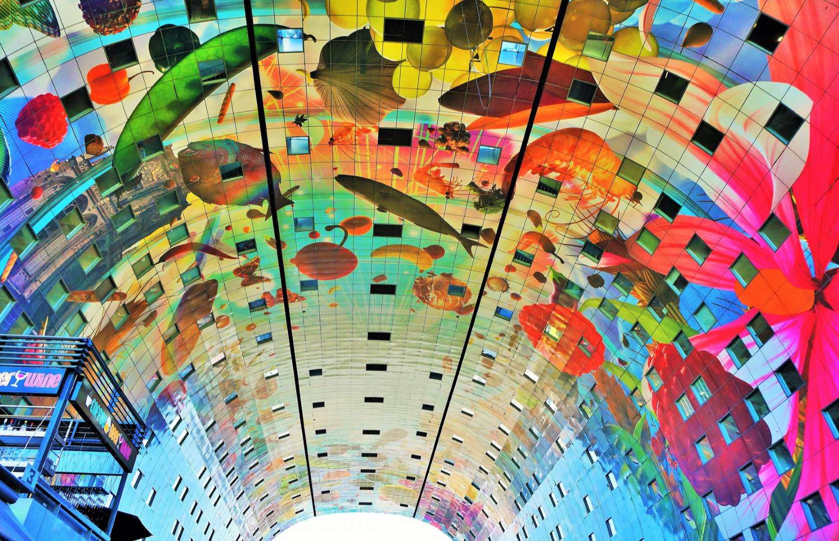 """""""Choáng ngợp"""" trước những trần nhà đẹp nhất thế giới - Ảnh 9."""