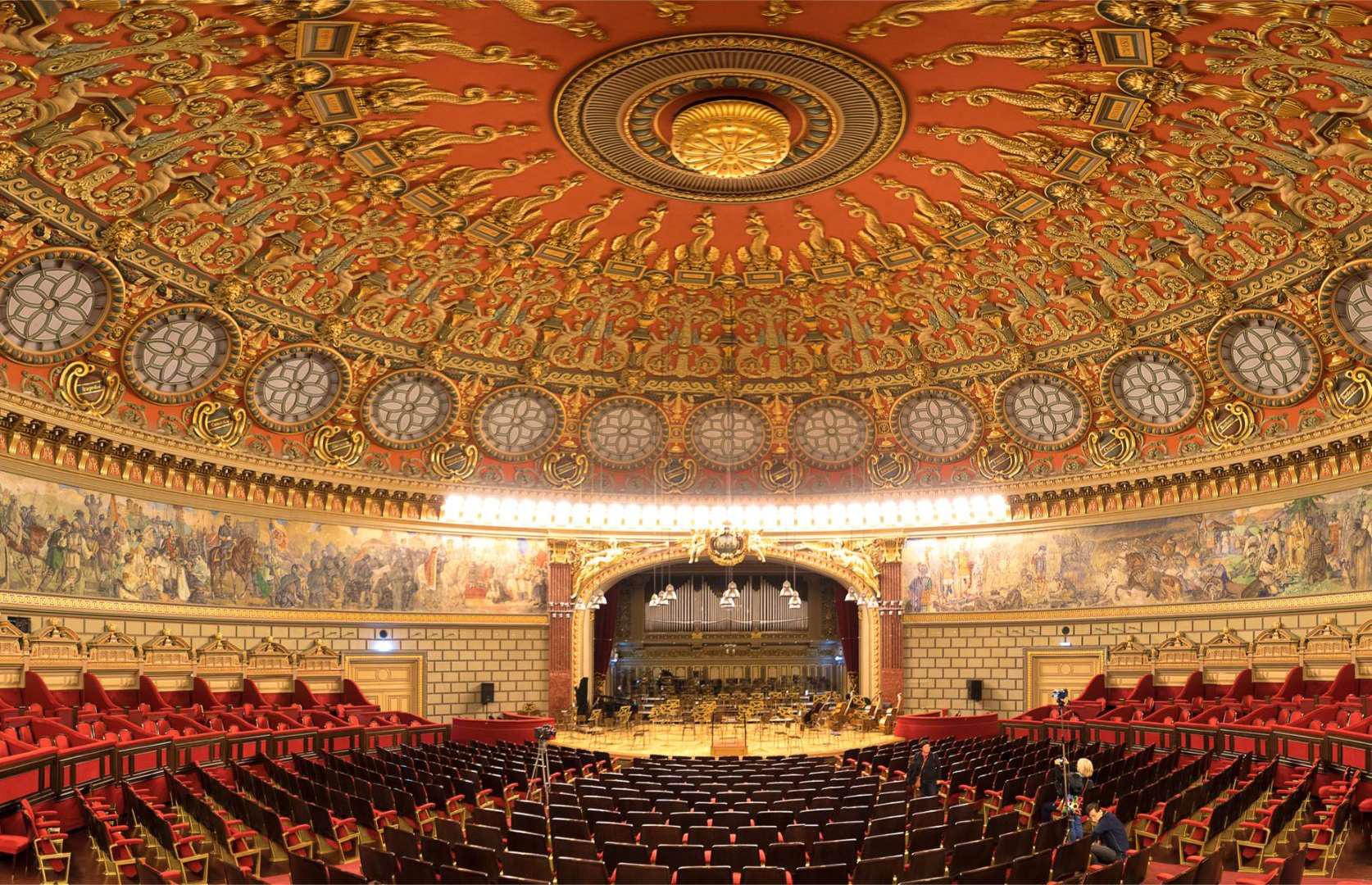 """""""Choáng ngợp"""" trước những trần nhà đẹp nhất thế giới - Ảnh 11."""
