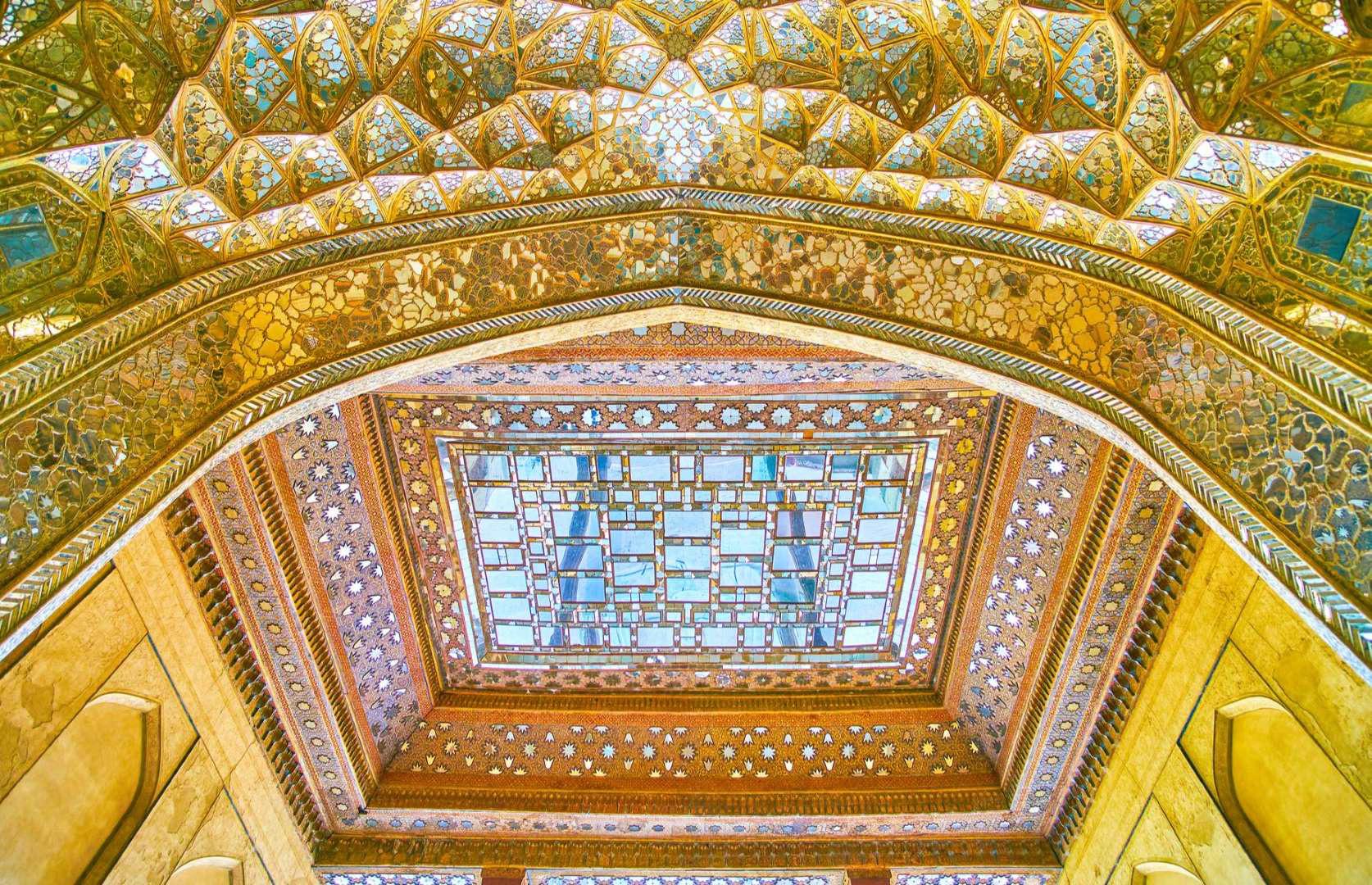 """""""Choáng ngợp"""" trước những trần nhà đẹp nhất thế giới - Ảnh 16."""