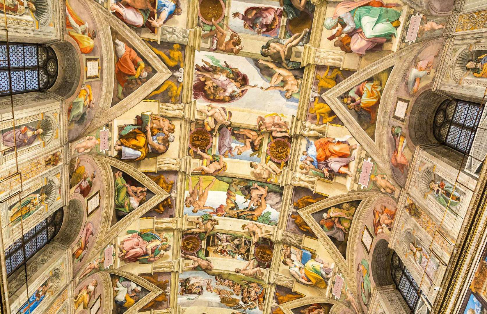 """""""Choáng ngợp"""" trước những trần nhà đẹp nhất thế giới - Ảnh 17."""