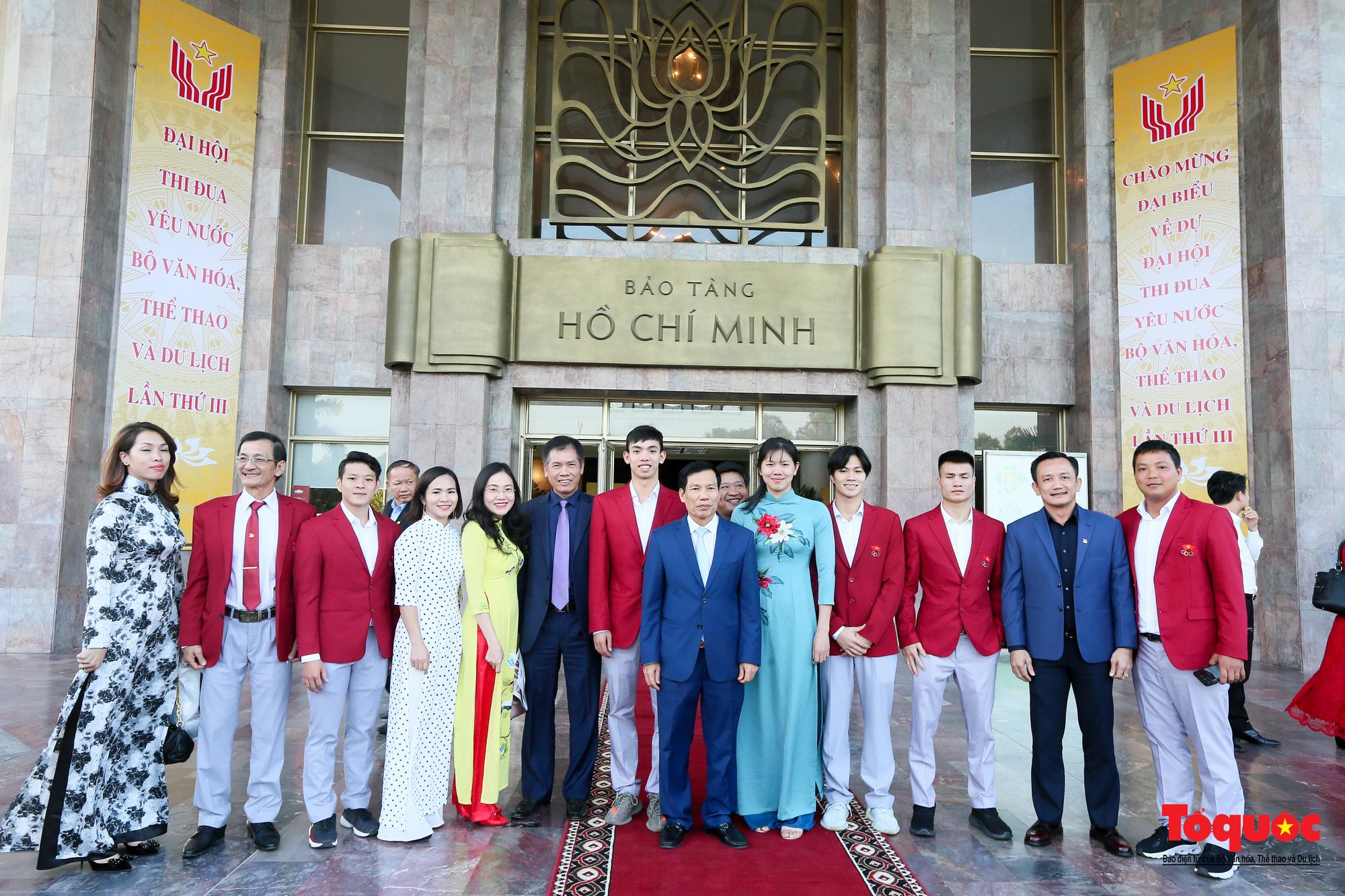 Chùm ảnh: Đại hội Thi đua yêu nước Bộ Văn hóa, Thể thao và Du lịch - Ảnh 18.