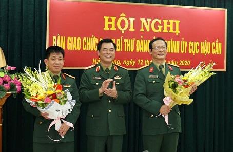 Bộ Quốc phòng điều động, bổ nhiệm các chức danh tại Quân khu 3, Quân khu 7 - Ảnh 2.