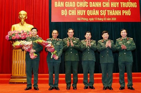 Bộ Quốc phòng điều động, bổ nhiệm các chức danh tại Quân khu 3, Quân khu 7 - Ảnh 1.