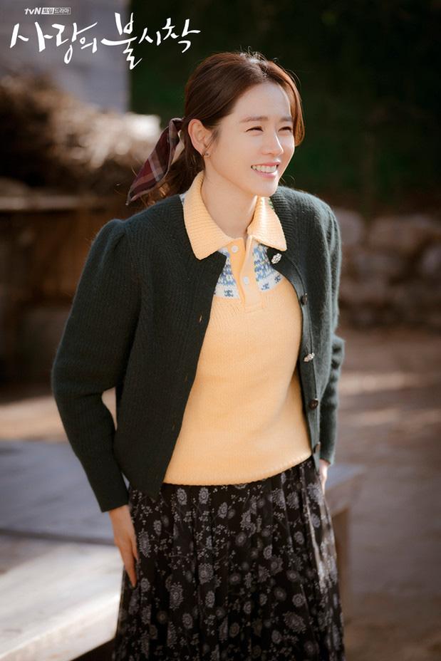 """Son Ye Jin được lục lại hình ảnh đi show cách đây 12 năm, fan thốt lên: """"Thời gian bỏ quên cô ấy rồi à?"""" - Ảnh 1."""