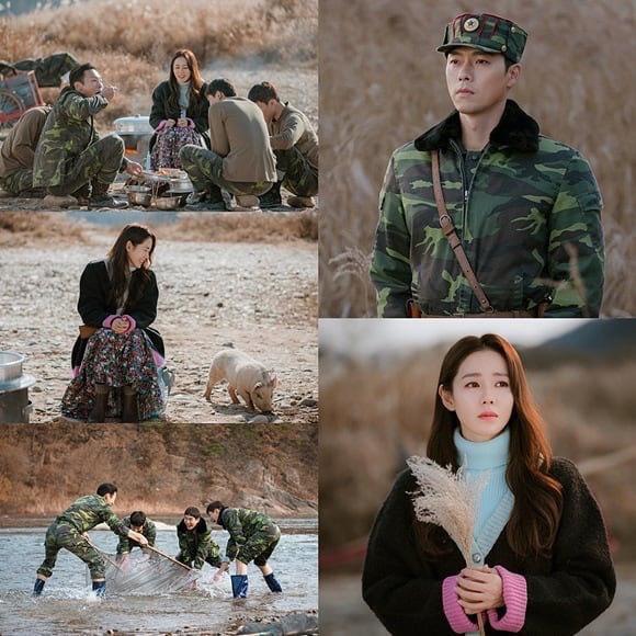 """Nhóm """"F4 Bắc Hàn"""" nhận xét về đại úy Triều Tiên Ri Jung Hyeok - Hyun Bin khiến các fan rụng tim - Ảnh 5."""